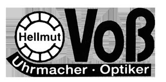 Hellmut Voß Uhrmacher & Optiker Logo